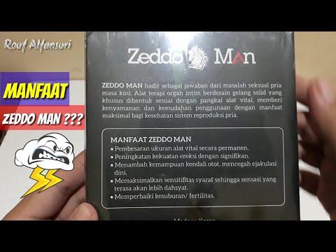 Unboxing - Zeddo man - BE A REAL MAN