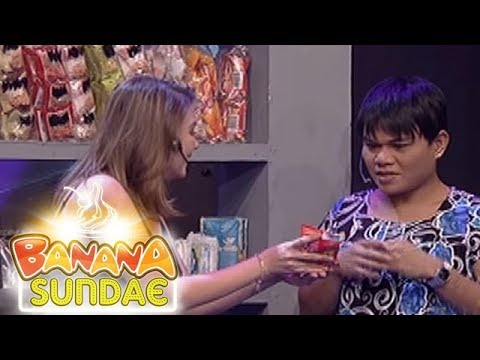 Banana Sundae Daily Scoop: Detergent soap