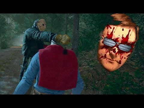 Playing Friday the 13th: The Game On (GASP!) Dedicated Servers
