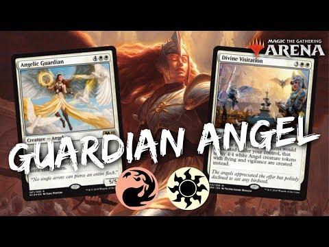 Divine Angels [MTG Arena] | Naya Angel Tokens Deck in GRN