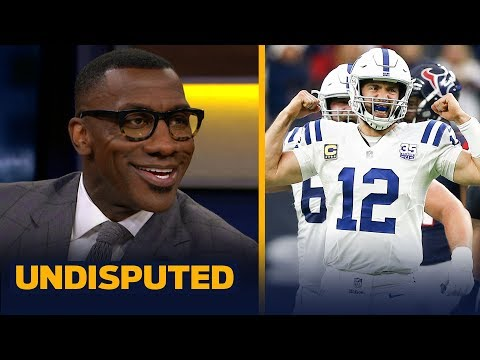 Skip and Shannon are on opposite sides of the Colts vs Cowboys showdown on FOX | NFL | UNDISPUTED