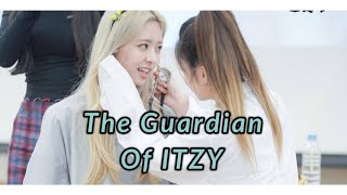 The Guardian of ITZY || Hwang Yeji