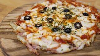 집에서 피자만들기♥NO오븐 NO밀가루 간단한 감자요리 만들기 [램블]