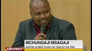 Kimasomaso:  Mchungaji Msagaji Jacinta Nzilani