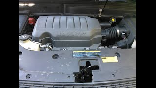 Distribucion Motor GMC 3.6 Lts V6 Acadia Timing Chain Kit Installation