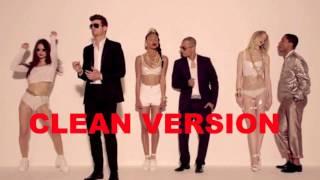 Robin Thicke - Blurred Lines Clean Radio Edit