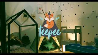 Atelie, Teepee Sweet Home