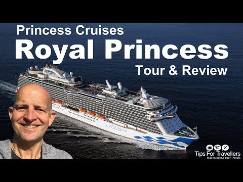 Princess Cruises Royal Princess Cruise Ship Tour And Review