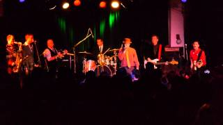 Cherry Poppin' Daddies - Diamond Light Boogie - WOW Hall - Eugene, OR - 12/28/12