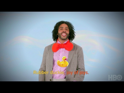 Sesame Street: Rubber Duckie (HBO KIDS)