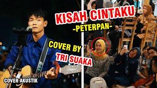 Download lagu Kisah Cintaku Peterpan By Tri Suaka Mp3