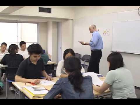 beo大学院留学準備コース デモ・レッスン