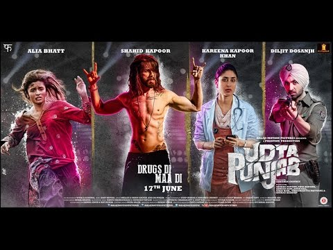 Udta Punjab Movie Trailer