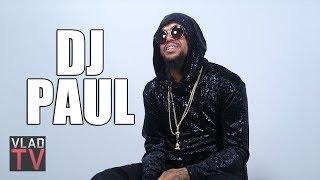 DJ Paul: Pimp C Praised Three 6 Mafia for Keeping It Real About Drug Use (Part 5)