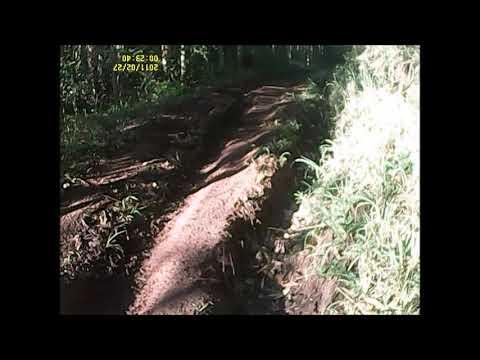 4ª trilha do carvão em Brochier parte 4