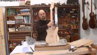 Taking a cheap kit guitar and making it great 1 - The Intro
