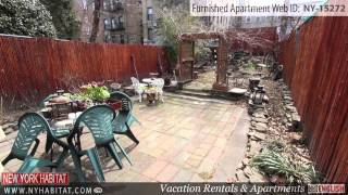 preview picture of video 'Video Tour of a 2-Bedroom Furnished Apartment in Crown Heights, Brooklyn'