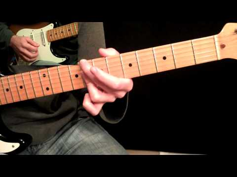 Minor Seventh Chords Guitar Lesson Using The CAGED Method