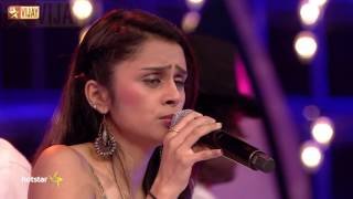 Super Singer Junior - A Special Performance By Syed And Pragathi