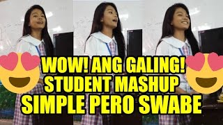 Wow! Student Mashup (Roses, Just the Way you are, Closer, Secret Love Song) - PilipinasTV