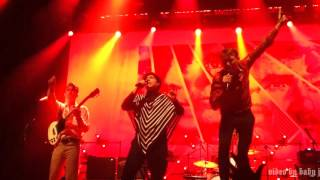 FFS[Franz Ferdinand/Sparks]-POLICE ENCOUNTERS-Live, Fox Theatre, Oakland, CA, October 15, 2015