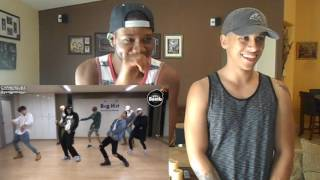 Gambar cover BTS Baepsae (Silverspoon) Dance Practice Reaction Video