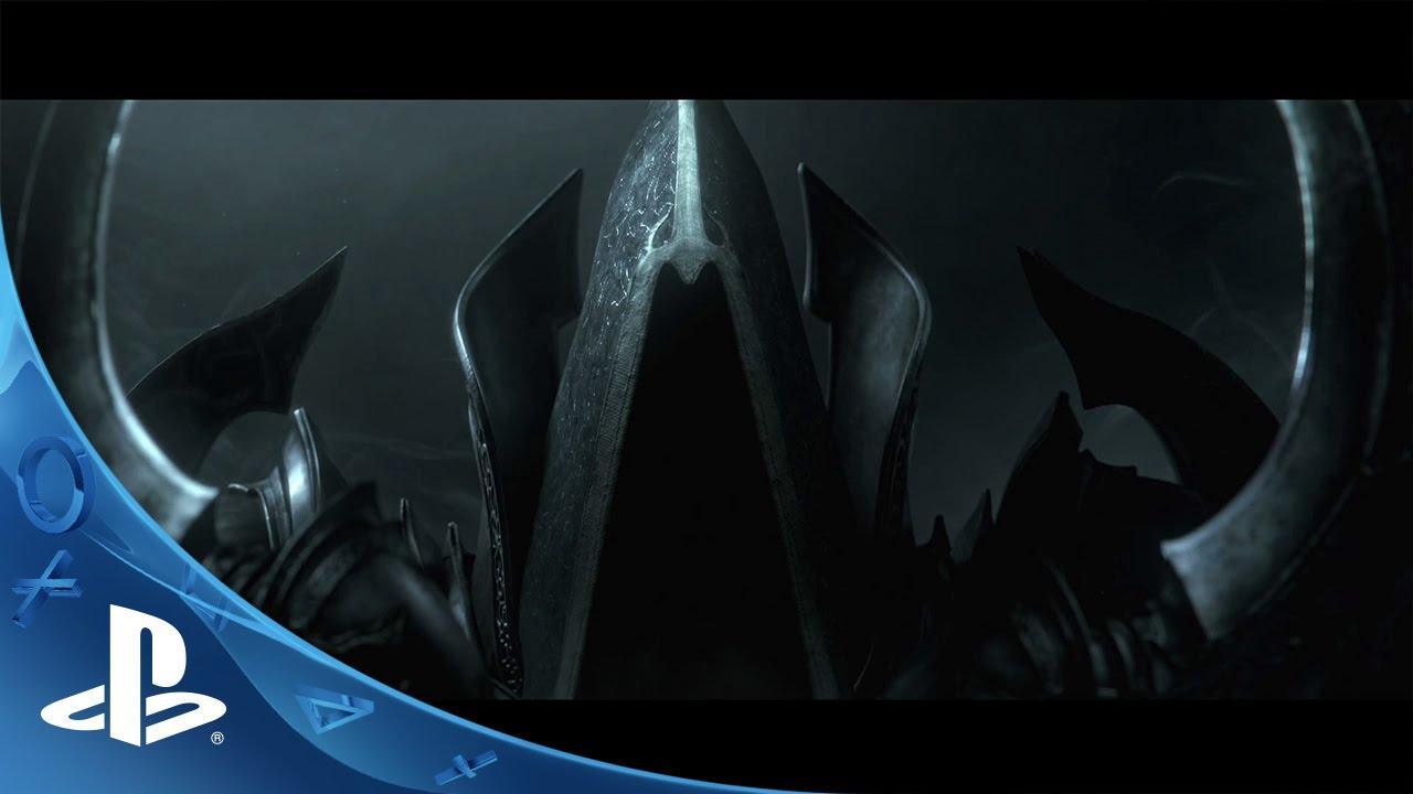 Diablo III: Reaper of Souls chega hoje para PS4 e PS3