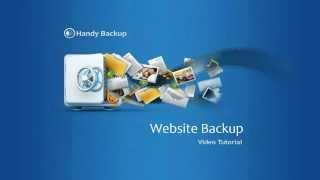 Handy Backup video