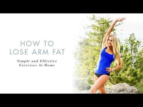 Best Exercises To Lose Arm Fat In Two Weeks