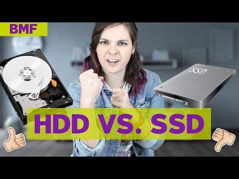 HDD vs SSD - Lo bueno, lo malo y lo feo con @dany_kino