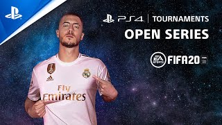 PlayStation FIFA 20 - PS4 Tournaments: Open Series - How to Sign-Up anuncio
