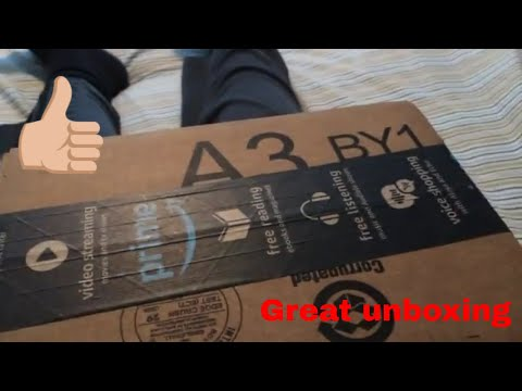 Amazon UNBOXING!!!!! great fishing supplies