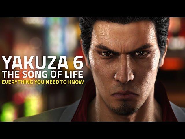 Yakuza 6: The Song of Life Promises to Be as Entertaining as Yakuza