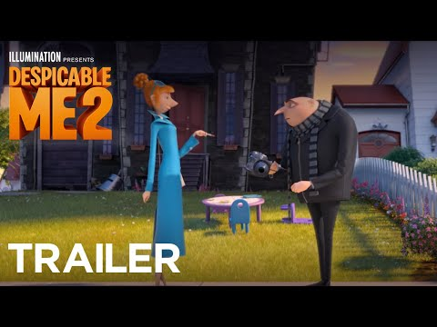 Video trailer för Despicable Me 2 - Trailer #2 - Illumination