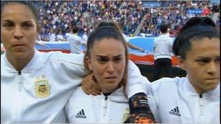 Hino Da Argentina - Argentina X Escócia - Copa Do Mundo Feminina 2019