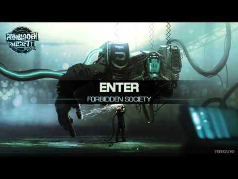 Forbidden Society - Enter (Thronecrusher LP)