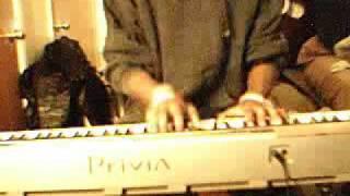 Me playing Love is my disease Alicia Keys
