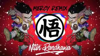 Mercy - Badshah | Nitin Randhawa Remix | Official Music Video