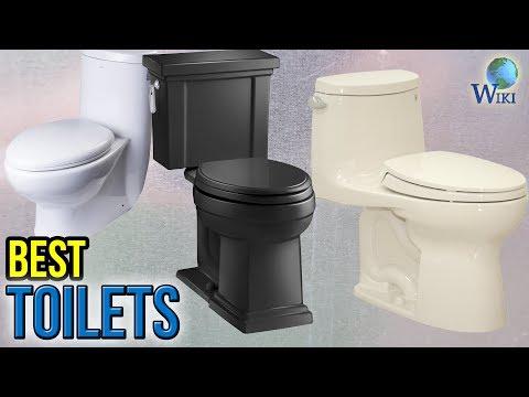 10 Best Toilets 2017