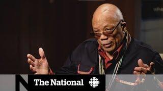 Quincy Jones on battling Michael Jackson, befriending Sinatra