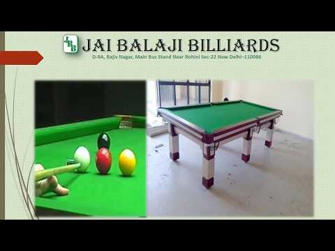 JBB Mini Snooker Table (MS-2)