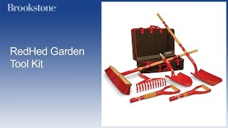 RedHed Garden Tool Kit