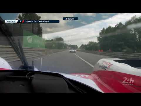 2018 24 Hours of Le Mans - First free practice stint for Fernando Alonso