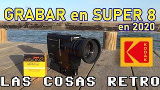 GRABAR en SUPER 8 hoy 🎦 Historia del Super 8 de Kodak