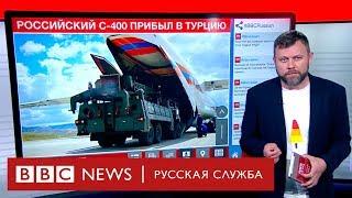 Россия начала продавать ракеты стране НАТО. Зачем?   ТВ-новости
