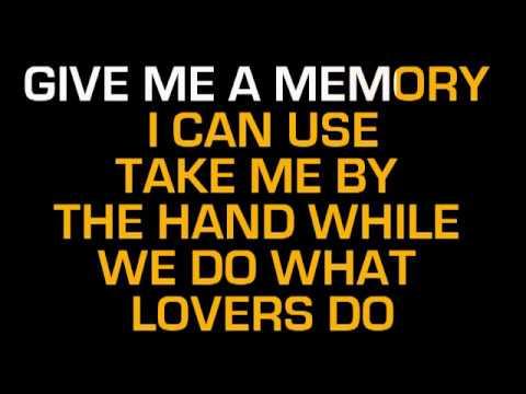 Adele - All I ask Karaoke Lyrics KARAOKE