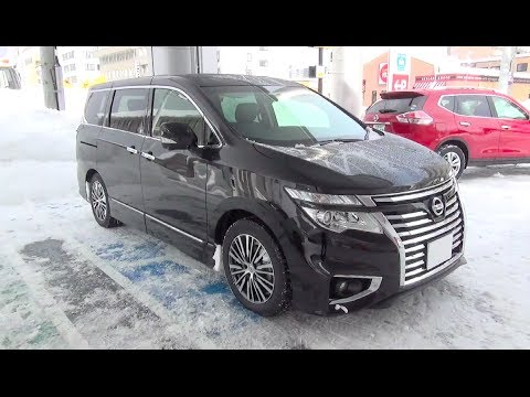 2014 New NISSAN ELGRAND 350Highway STAR Premium - Exterior & Interior