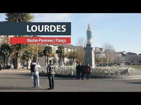 Lourdes: um santuário no sudoeste da França