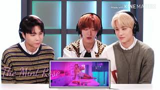 NCT 127 Reaction To ARIANA GRANDE