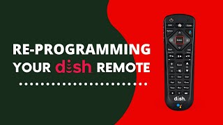 How To Program your DISH Remote to your TV